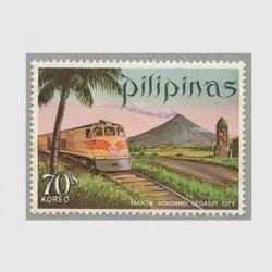 フィリピン 1971年Mayon火山