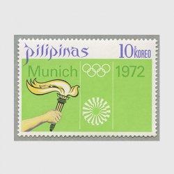 フィリピン 1972年第20回ミュンヘンオリンピック<img class='new_mark_img2' src='https://img.shop-pro.jp/img/new/icons5.gif' style='border:none;display:inline;margin:0px;padding:0px;width:auto;' />