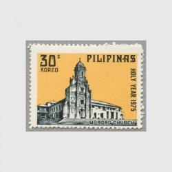 フィリピン 1975年Morong教会