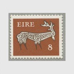 アイルランド 1975年古代土器の牡鹿の文様8p