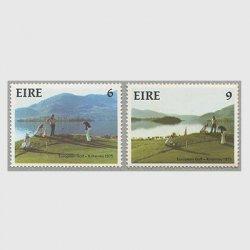 アイルランド 1975年ヨーロッパアマチュアゴルフ世界大会2種