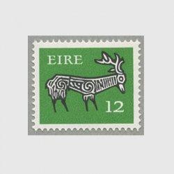 アイルランド 1977年古代土器の牡鹿の文様12p
