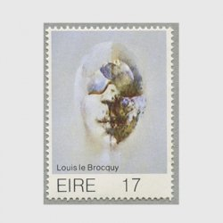 アイルランド 1977年Louis le Brocquyの作品