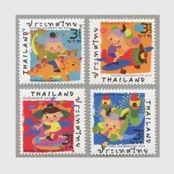 タイ 2019年子供の日4種