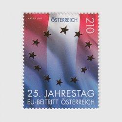オーストリア 2020年オーストリアEU加盟25年