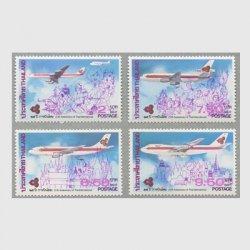 タイ 1985年タイ航空25年4種