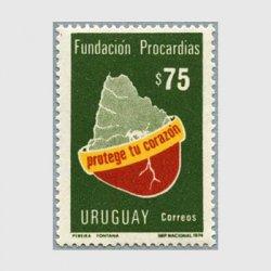 ウルグアイ 1974年心臓財団
