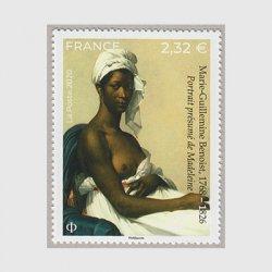 フランス 2020年美術切手マリー・ギエルミーヌ・ブノワ