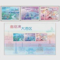 中国 2019年粤港澳大湾区