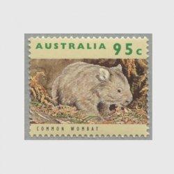 オーストラリア1993年ウォンバット