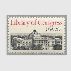 アメリカ 1982年国会図書館