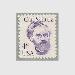 アメリカ 1983年革命家カール・シュルツ