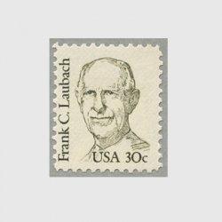 アメリカ 1984年宣教師フランク・ラバック