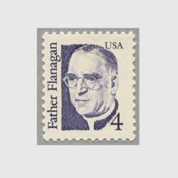 アメリカ 1986年フラナガン神父