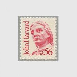 アメリカ 1986年ジョン・ハーバード