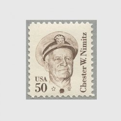アメリカ 1985年海軍元帥チェスター・ニミッツ