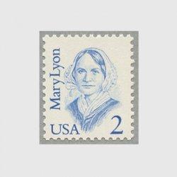 アメリカ 1987年教育者メアリー・メイソン・リヨン