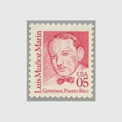 アメリカ 1990年知事ルイス・ムニョス・マリン