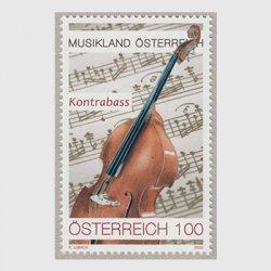 オーストリア 2020年コントラバス