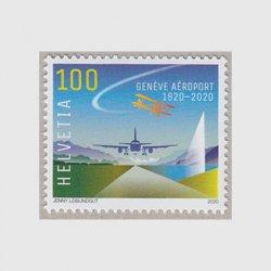 スイス 2020年ジュネーブ空港100年
