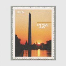 アメリカ 2001年ワシントン記念塔12.25ドル