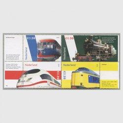 オランダ 2005年鉄道