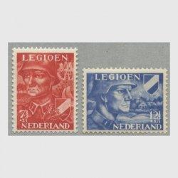 オランダ 1942年オランダ軍隊兵2種
