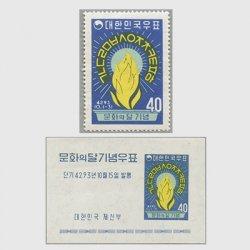 韓国 1960年文化の月