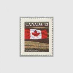 カナダ 1995年国旗