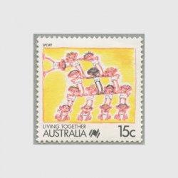 オーストラリア 1988年スポーツ