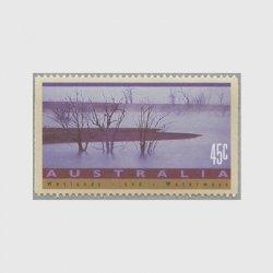 オーストラリア 1992年湿原45c