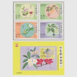 中国マカオ 2020年薬用植物