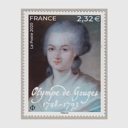 フランス 2020年オランプ・ド・グージュ