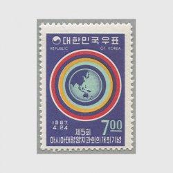 韓国 1967年アジア・太平洋歯科会議