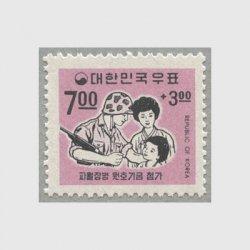 韓国 1967年ベトナム派遣将兵援助募金