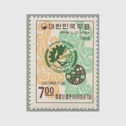 韓国 1968年コロンボ・プラン第9回総会