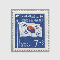 韓国 1969年サーチライト献納募金