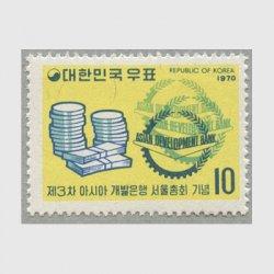 韓国 1970年アジア開銀ソウル総会