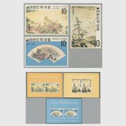 韓国 1970年第1次名画シリーズ第1集