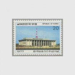 韓国 1977年韓国放送50年