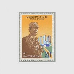 韓国 1977年予備軍の日