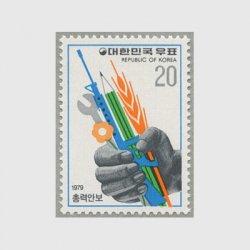 韓国 1979年総力安保