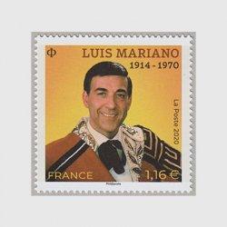 フランス 2020年ルイス・マリアーノ没後50年