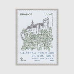 フランス 2020年モンリュソンブルボン公爵城