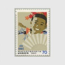 韓国 1983年第53回世界旅行会議