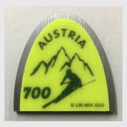 オーストリア 2020年スキーチップ