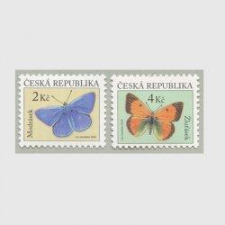 チェコ共和国 2020年蝶2種