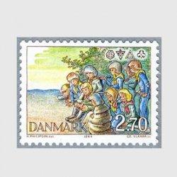 デンマーク 1984年スカウト