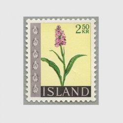 アイスランド 1968年花