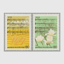 韓国 1987年音楽シリーズ第3集2種